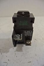 Pushmatic P115 15 Amp 1 Pole Circuit Breaker