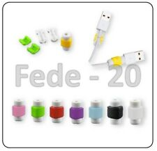 Proteggi cavoiphone 1Pz ricarica USB lightning protezione cable cover 5 6 7 8 X