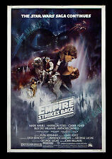 Star Wars THE EMPIRE STRIKES BACK 40x60 Movie Poster!! RARE ☆ RECALLED ☆ ROLLED!