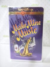 Walt Disney's Make Mine Music Gold Classic Collection VHS 19865