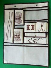 Wall hanging  tapestry toolbox to sewing