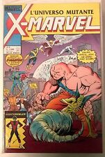 X-Marvel - L'Universo Mutante - n. 9 - Ed. Play Press (Wolverine - X-Men)