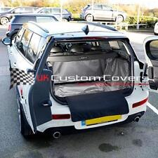 MINI CLUBMAN FLOOR REMOVED TAILORED BOOT LINER MAT DOG GUARD 2015 ON 252