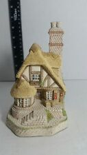 David Winter Audreys Tea Room1991 with box and paperwork great condition