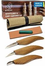 Wood Carving Knives Whittling Knives Tool Set Chip Carving Knife Kit BeaverCraft