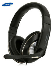 Samsung PC Computer Gaming Stereo Headset Headphones w/ MIC Microphone SHS-300BT