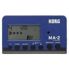 Korg Digital Metronome Ma-2 Blue 77376 Japan