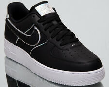 super popular 21eb3 af8ca Nike Air Force 1  07 LV8 4 New Men s Lifestyle Shoes Black Sneakers AT6147-
