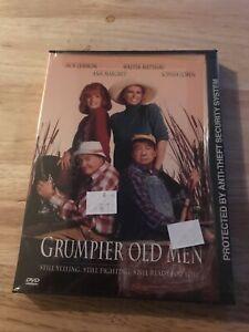 Grumpier Old Men (DVD, 1997) Factory Sealed