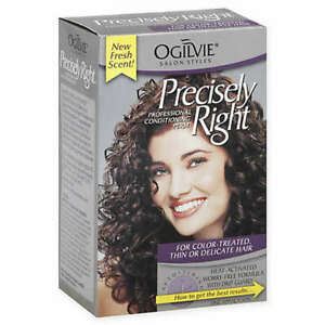Ogilvie Precisely Right Perm Home Perm for Color-Treated Hair (One Application)