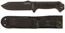 Ka-bar Becker Crewman Fixed Blade Knife BK10 Kabar 13.5cm Cro-van Blade + Sheath
