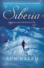SIBERIA ______ ANN HALAM ___ BRAND NEW __ FREEPOST UK