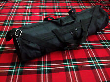 Great Highland Bagpipes Carrying Case/Scottish Bagpipe Case with Shoulder Straps