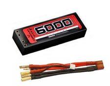Absima 4150002 LiPo Stick Paquet 7,4 V 110C 6000mAh étui solide Double Tubes