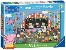 Ravensburger Peppa Pig Family Celebrations 24pc Gigante Piso Rompecabezas