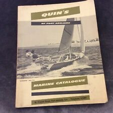 Quin's of Port Adelaide - Vintage Marine Catalogue