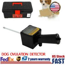 Dog Ovulation Detector Tester Pet Dog Canine Mating Optimal Time Detecting Us