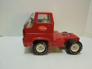 """Tonka red cab great condition 9"""" long"""