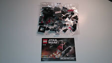 Lego Star Wars Last Jedi Microfighters 75196 KYLO REN Mini Figure Bag 2