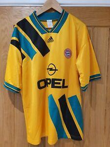 Vintage Bayern Munich away football shirt - XL - FC Bayern München 1993/5