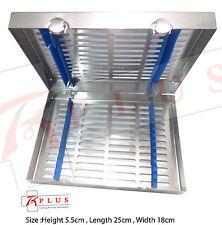 DENTISTICO sterilizzazione cassette per 13 strumenti SPECIALE dimensione