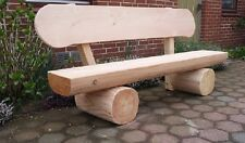 Gartenbank Holz Rustikal In Gartenbanke Gunstig Kaufen Ebay