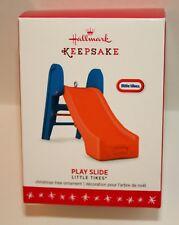 Hallmark Keepsake Little Tikes Play Slide Christmas Ornament 2016 New Box