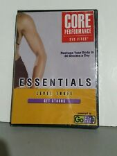 Core Performance Essentials - Level 3 Get Strong Workout dvd new sealed