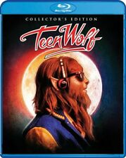 TEEN WOLF New Sealed Blu-ray Collector's Edition Michael J Fox
