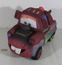 "9"" DISNEY CARS MOVIE TOW MATER SOFT TOY PLUSH"
