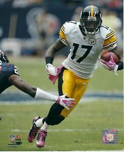 MIKE WALLACE 8X10 PHOTOGRAPH GLOSSY PHOTOFILE PHOTO PITTSBURGH STEELERS #2