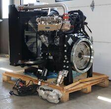 Kohler KDI3404TCR/G18 Diesel engine IOPU. 55Kw / 75Hp @1800 RPM.