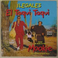 Mookie CD's Ilegales El taqui taqui 1998
