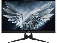"AORUS FI27Q-P 27"" Frameless Gaming Monitor, QHD 1440p, 95% DCI-P3 Color Accurate"