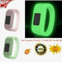 Luminous Watch Band Strap For Garmin Vivofit 3 Vivofit JR Vivofit JR2