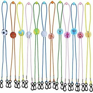 Anti-lost Cord Strap Neck Rope Face Mask Chain Kids Mask Lanyard Holder