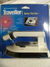 Remington Spray/Dry Travel Iron (Model TI-9, Dual Voltage) New, Sealed