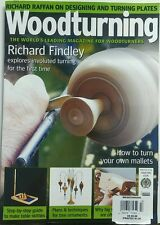 Woodturning UK Winter 2016 How to Turn Your Own Mallets Guides FREE SHIPPING sb