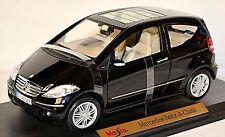 Mercedes Benz A Class Coupe C169 2004-08 black 1:18