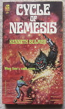 Cycle of Nemesis by Kenneth Bulmer PB Ace G680 - seven thousand years ago