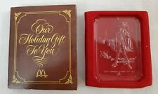 McDonalds 1979 Christmas Carol Dickens Tiny Tim Our Holiday Gift To You Ornament