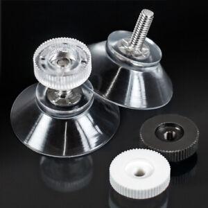 10 - 100 Saugnäpfe Ø 30 mm | mit Gewinde 10 mm | Saugnapf | Rändelmutter | DHL