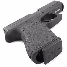 Talon Grips for Gen 4 Glock 19 23 25 32 38 Medium Backstrap Black Granulate 111G