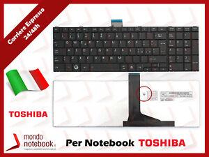 Tastiera Originale Toshiba per Notebook Satellite Pro C850-F41L (Nera)