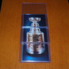 "Vintage RARE 1983 ""STANLEY CUP"" NHL Hockey Set of 3 Topps Stickers # 22-24 Mint"