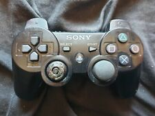 Official Sony Playstation 3 Sixaxis Wireless Controller PS3 Black