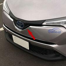 ABS Chrome Car Front Hood Grille Bonnet Cover Trim Fit Toyota CHR C-HR 2016 2017