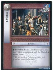 Lord Of The Rings CCG Card BohD 5.R84 I Am Here