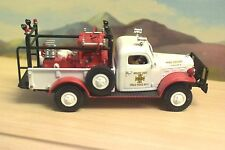 Matchbox YYM37636 Dodge Power Wagon,Brush/Field.