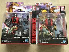 Transformers Power of the Primes Sludge & Snarl - RARE -SALE Mint - SALE!!